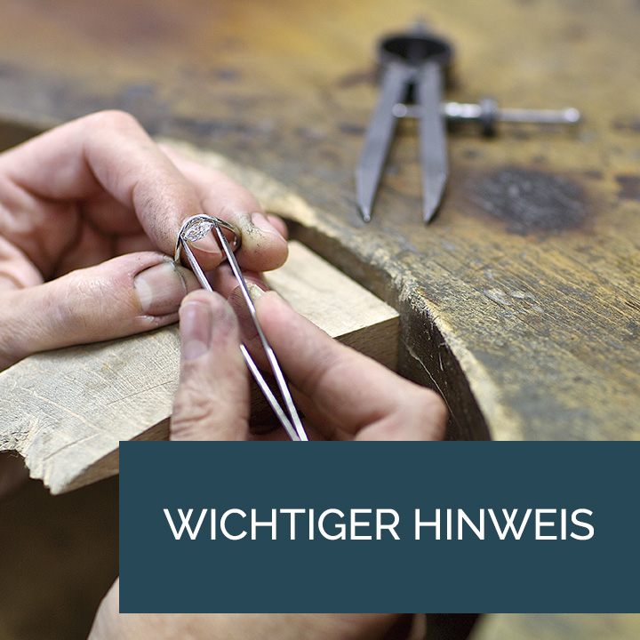 "Wichtiger Hinweis: nur ""CALL & COLLECT"""